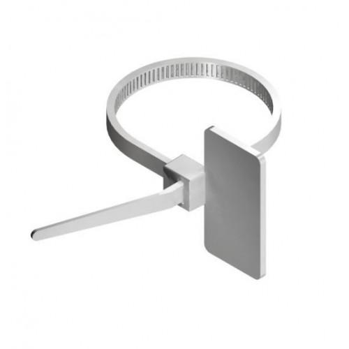 Tork TKBE-100M 2.5x100mm Etiketli Kablo Bağı 100 Adet