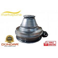 Dündar RF 31.2 Isıya Dayanıklı Hız Anahtarlı Çatı fanı