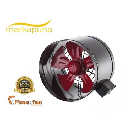 Fanexfan DRPKT 160 Dıştan Rotorlu Kanal Tipi Aksiyel Fan