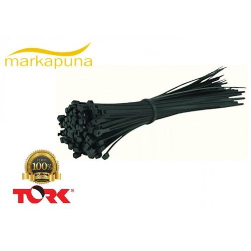 Tork TKB-250I-B 250x3.6mm Siyah Kablo Bağı 100'lü