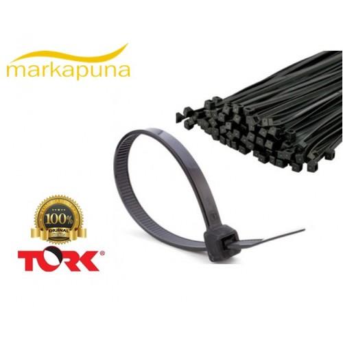Tork TKBUV-250S 250x4.8mm Ultraviyole Kablo Bağı 100'lü
