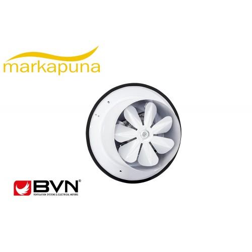 BVN Bahçıvan BB 200 Aksiyel 20 cm 780 m³/h Baca Aspiratörü