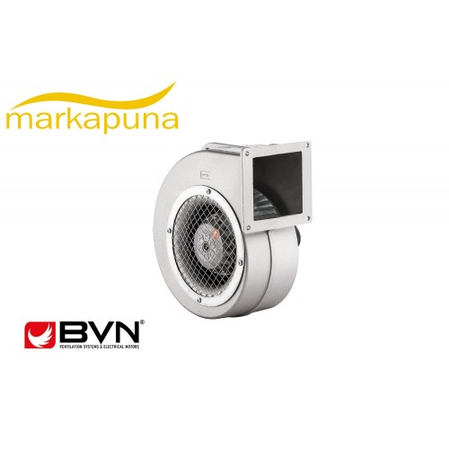 BVN Bahçıvan BDRAS 160-60 Alüminyum Gövdeli 600 m³/h  Salyangoz Fan