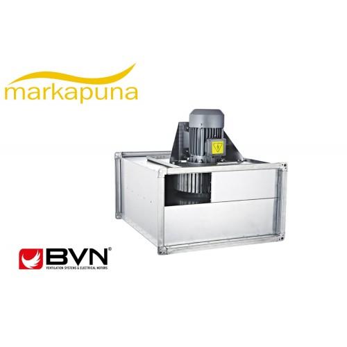 BVN Bahçıvan BSKF-R 355-6 T 380 Volt Trifaze Öne Eğimli 5200 m³/h Harici Motorlu Dikdörtgen Kanal Fanı