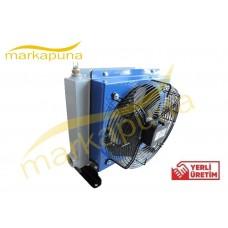 MAR 40 Litre Fanlı Hidrolik İdeal 15-20 Litre Yağ Soğutucu Radyatörü