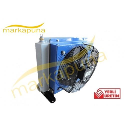 MAR 120 Litre Fanlı Hidrolik İdeal 50-60 Litre Yağ Soğutucu Radyatörü