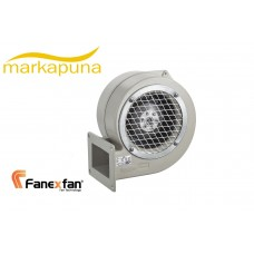Fanex BAGS 160-60 Dıştan Rotorlu 680 m³/h Debi Alüminyum Gövdeli Salyangoz Fan